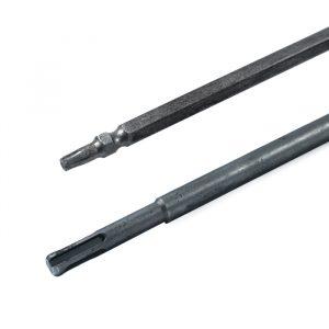 Насадка для дрели длинная 400 мм SDS+ / TORX
