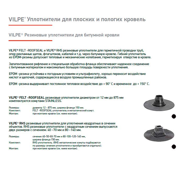Резиновый уплотнитель для проходных элементов с круглым сечением No-6 200-250