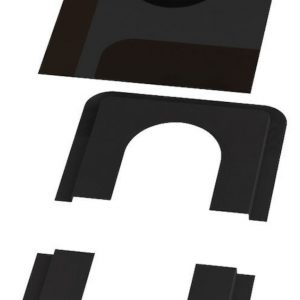 Уплотнитель гидрозатвора NO.1 PIIPPU  черный