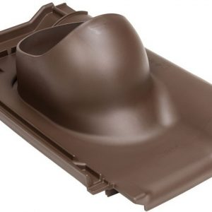 Проходной элемент для черепицы Creaton Balanse 2K коричневый