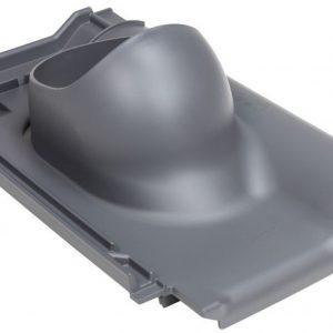 Проходной элемент для черепицы Creaton Balanse 2K серый