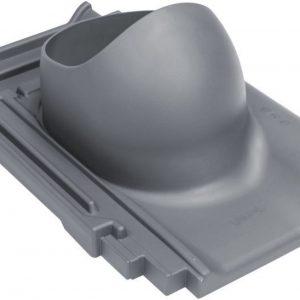 Проходной элемент для черепицы Koramic Renesansowa L15 RENESANS 2K серый
