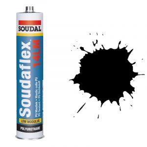 Soudaflex 14 LM черный (600 мл)