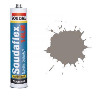 Soudaflex 14 LM серый бетон (600 мл)