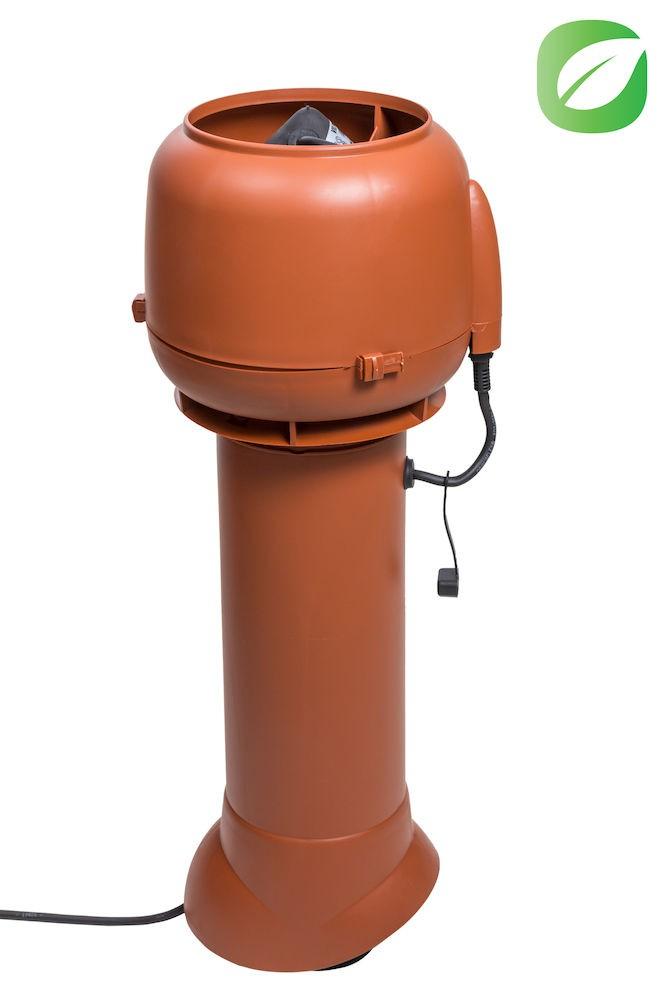 Вентилятор ECo110P/110/700  0 -600 м3/ч для биотуалетов и удаления радона кирпичный
