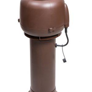 Вентилятор ECo110P/110/700  0 -600 м3/ч для биотуалетов и удаления радона коричневый
