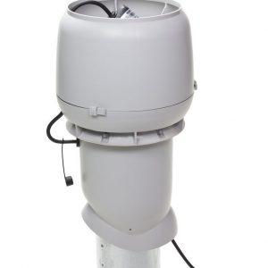 Вентилятор воздуховода E220 Р/ 160 / 500  Р 0 - 800м3/ч  светло-серый