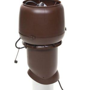 Вентилятор воздуховода E220 Р/ 160 / 500  Р 0 - 800м3/ч  коричневый