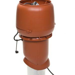Вентилятор воздуховода E220 Р/ 160 / 500  Р 0 - 800м3/ч  кирпичный