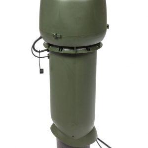 Вентилятор воздуховода E190 Р 0 - 700м3/ч  зеленый