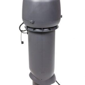 Вентилятор воздуховода E190 Р 0 - 700м3/ч  серый