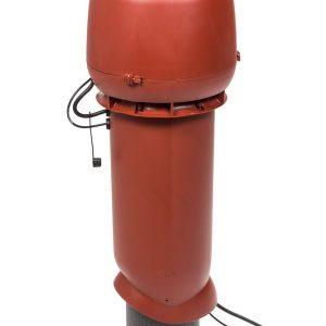 Вентилятор воздуховода E190 Р 0 - 700м3/ч  красный