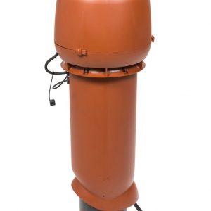 Вентилятор воздуховода E190 Р 0 - 700м3/ч  кирпичный