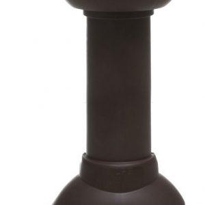 Вытяжка центрального насоса 75/110/500  коричневый