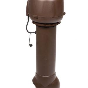 Вентилятор воздуховода E120 Р 0-100м3/ч  коричневый