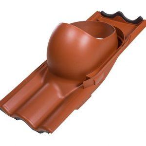 Проходной элемент для труб TILI 160-250 мм кирпичный