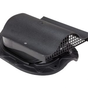 Кровельный вентиль для металлочерепицы Muotakate KTV черный