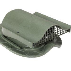 Кровельный вентиль для металлочерепицы Muotakate KTV зеленый