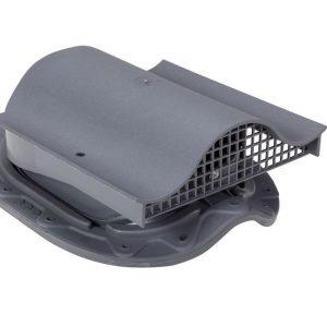 Кровельный вентиль для металлочерепицы Muotakate KTV серый
