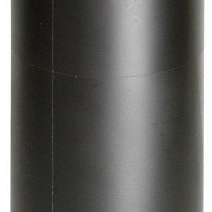 Изолирующий кожух для теплоизоляции вентиляцонного выхода - 110 мм черный