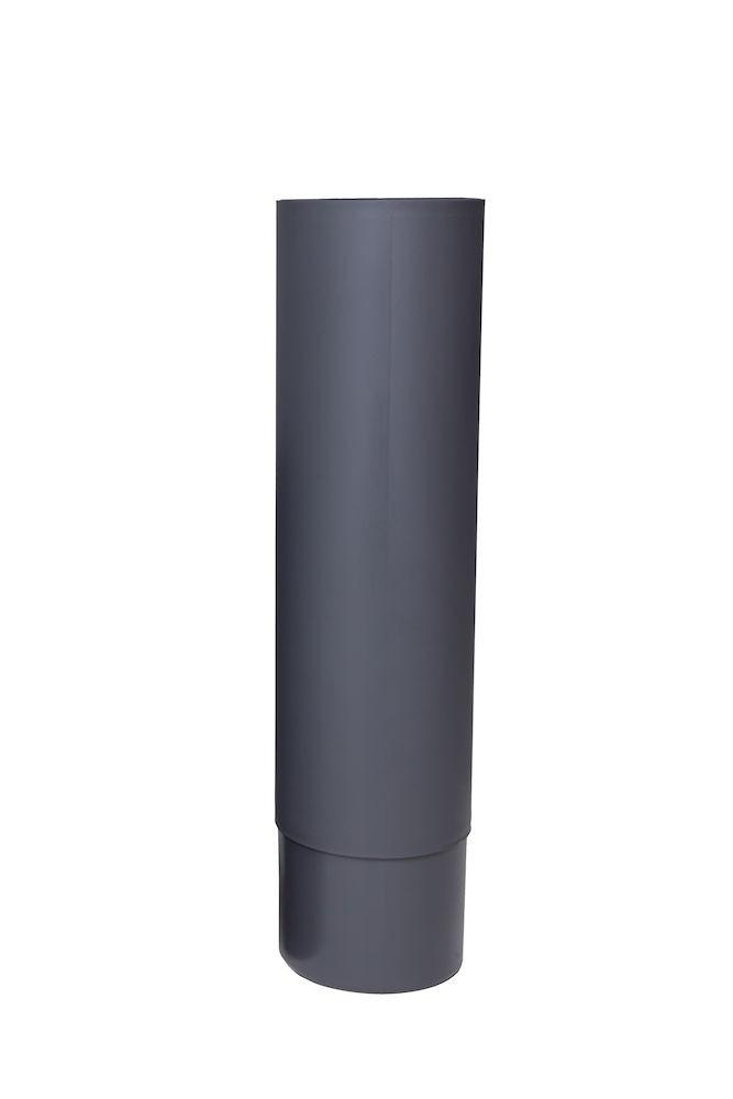 Удлинитель для цокольного дефлектора ROSS - 125 серый