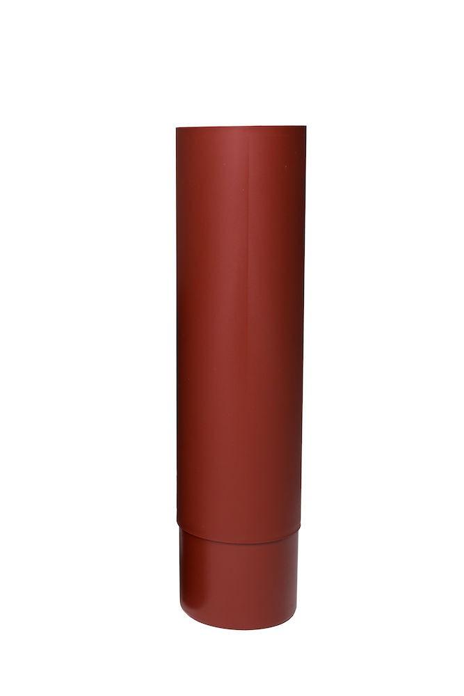 Удлинитель для цокольного дефлектора ROSS - 125 красный