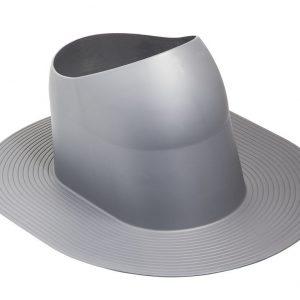 Проходной элемент высокий XL-HUOPA  серый