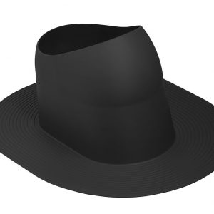 Проходной элемент высокий XL-HUOPA  черный