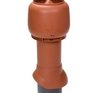 Вентиляционный выход 125/500 мм кирпичный