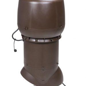 Вентилятор воздуховода XL E220 P /160/700  Р 0 - 800м3/ч  коричневый