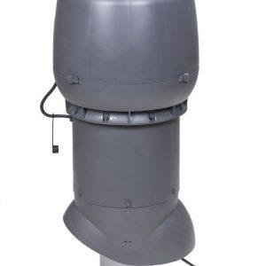 Вентилятор воздуховода XL E220 P /160/700  Р 0 - 800м3/ч  серый