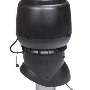 Вентилятор воздуховода XL E220 P /160/500  Р 0 - 800м3/ч  черный