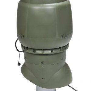 Вентилятор воздуховода XL E220 P /160/500  Р 0 - 800м3/ч  зеленый