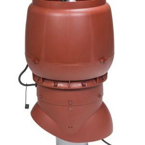 Вентилятор воздуховода XL E220 P /160/500  Р 0 - 800м3/ч  красный