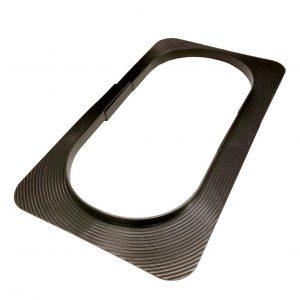 XL- Кольцо гидрозатвора черный