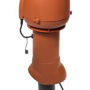 Вентилятор ECo110P/110/500  0 -600 м3/ч для биотуалетов и удаления радона кирпичный