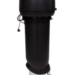 Вентилятор воздуховода 220Р/160/700  Р 0 - 1000м3/ч  черный