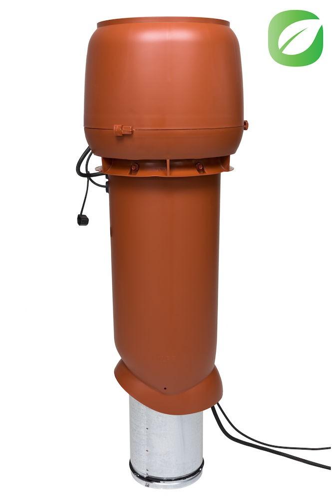 Вентилятор воздуховода 220Р/160/700  Р 0 - 1000м3/ч  кирпичный
