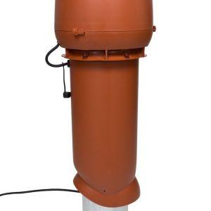 Вентилятор воздуховода E220 Р/ 160 / 700  Р 0 - 800м3/ч  кирпичный