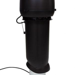 Вентилятор воздуховода E220 Р/ 160 / 700  Р 0 - 800м3/ч  черный