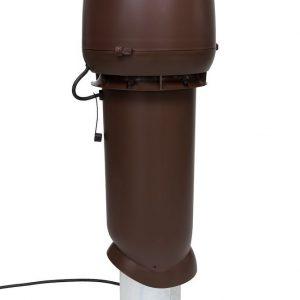 Вентилятор воздуховода E220 Р/ 160 / 700  Р 0 - 800м3/ч  коричневый