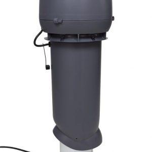 Вентилятор воздуховода E220 Р/ 160 / 700  Р 0 - 800м3/ч  серый