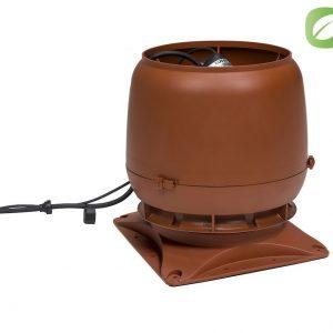 Вентилятор воздуховода ECo 220 S 0-1000м3/ч + основание кирпичный