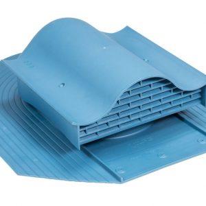 Кровельный вентиль для мягкой кровли Huopa - KTV синий