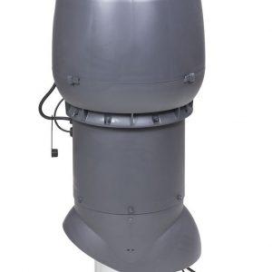 Вентилятор воздуховода XL ECo250P/200/700  Р 0 - 1250м3/ч  серый