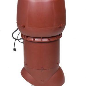 Вентилятор воздуховода XL ECo250P/200/700  Р 0 - 1250м3/ч  красный