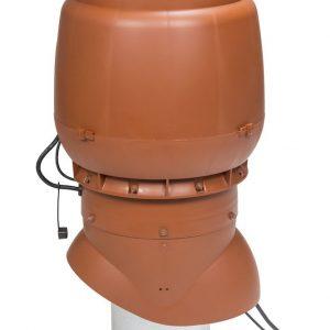 Вентилятор воздуховода XL ECo250P/200/500  Р 0 - 1250м3/ч  кирпичный