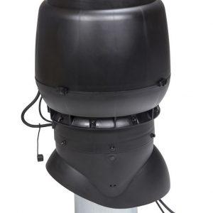 Вентилятор воздуховода XL ECo250P/200/500  Р 0 - 1250м3/ч  черный