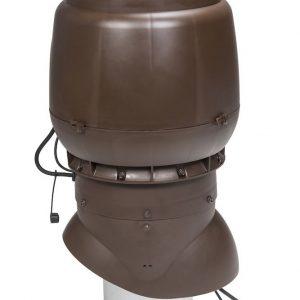 Вентилятор воздуховода XL ECo250P/200/500  Р 0 - 1250м3/ч  коричневый