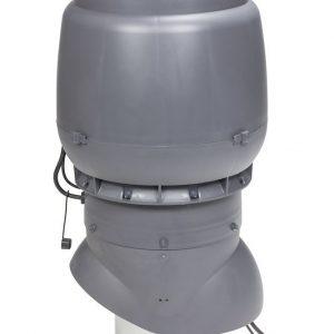 Вентилятор воздуховода XL ECo250P/200/500  Р 0 - 1250м3/ч  серый